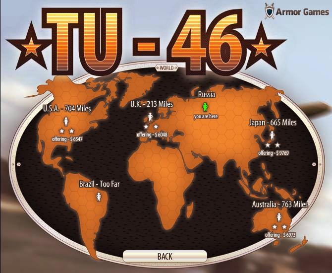 Airplane games online tu 46 y8 car