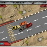 Highway Racer Screenshot