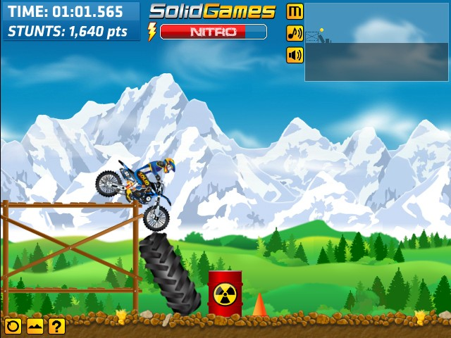 Solid Rider 2 - Play The Game Online - racing-games.com