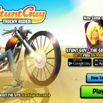 Stunt Guy: Tricky Rider Screenshot