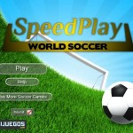 SpeedPlay World Soccer Screenshot