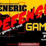 Generic Defense Game Screenshot