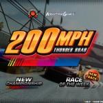 200 MPH: Thunder Road Screenshot