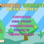 Orange Gravity: Level Pack Screenshot