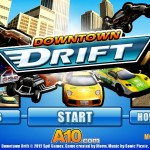 Downtown Drift Screenshot