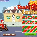 Rush Rush Santa Screenshot