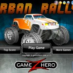 Urban Rally Screenshot