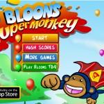 Bloons Supermonkey Screenshot