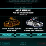 Neon Race 2 Screenshot