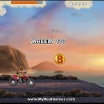 Nuclear Bike 2 Screenshot