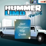 Hummer Limo Parking Screenshot