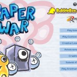 Paper War Screenshot