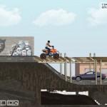 Urban ATV Racing Screenshot