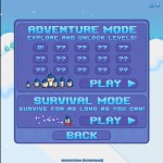 Avalanche Penguin Adventure Screenshot