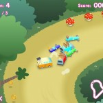 WebbliRacers Screenshot