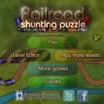 Railroad Shunting Puzzle Screenshot