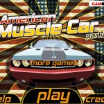 American Muscle Car Parking Screenshot