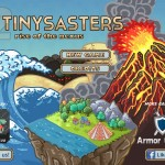 Tinysasters 2: Rise of the Nexus Screenshot