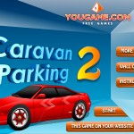 Caravan Parking 2 Screenshot