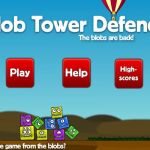 Blob Tower Defence Screenshot
