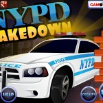 NYPD Takedown Screenshot