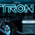 TRON Lightcycle Screenshot