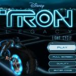 TRON Lightcycle Screenshot