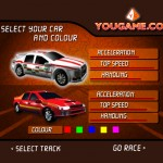 3D Car Racing Screenshot