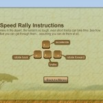 Speed Rally Screenshot