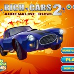 Rich Cars 2: Adrenaline Rush Screenshot