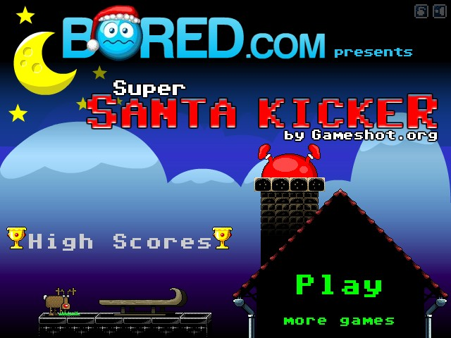 super santa kicker 1