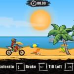 Moto x3m Screenshot