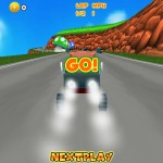 Krazy Karts 3D Screenshot