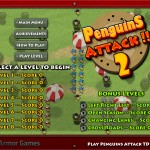 Penguins Attack TD 2 Screenshot