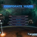 Corporate Wars Screenshot