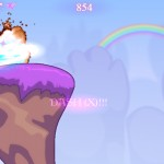 Robot Unicorn Attack Screenshot
