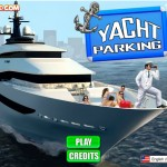 Yacht Parking Screenshot