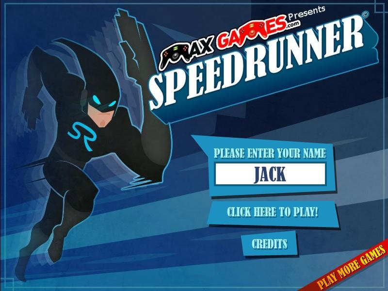 Speedrunner Funny Car Games