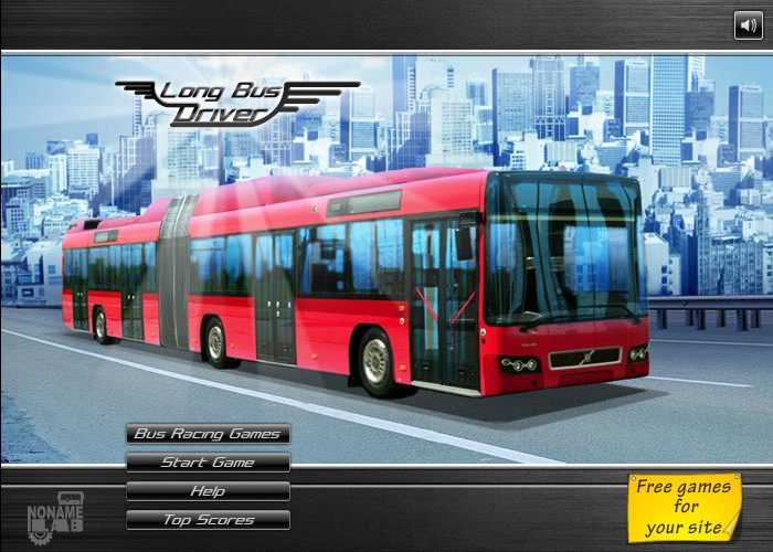 Learn how to drive a bus games