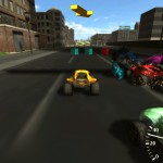 Hard Rock Racing Screenshot