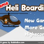 Extreme Heli Boarding Screenshot