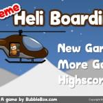 Extreme Heli Boarding Screenshot