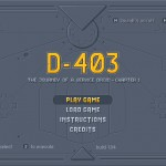 D-403: Journey of a Service Droid Screenshot