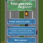 Freeway Fury Screenshot