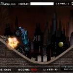 Batmobile Ride Screenshot