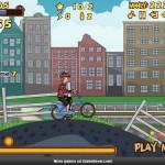 Biking in Amsterdam Screenshot