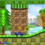 Sonic Racing Zone Screenshot