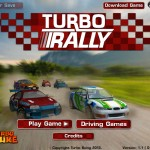 Turbo Rally Screenshot