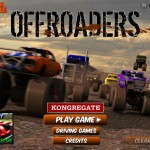 Offroaders Screenshot