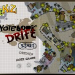 Notebook Drift Screenshot